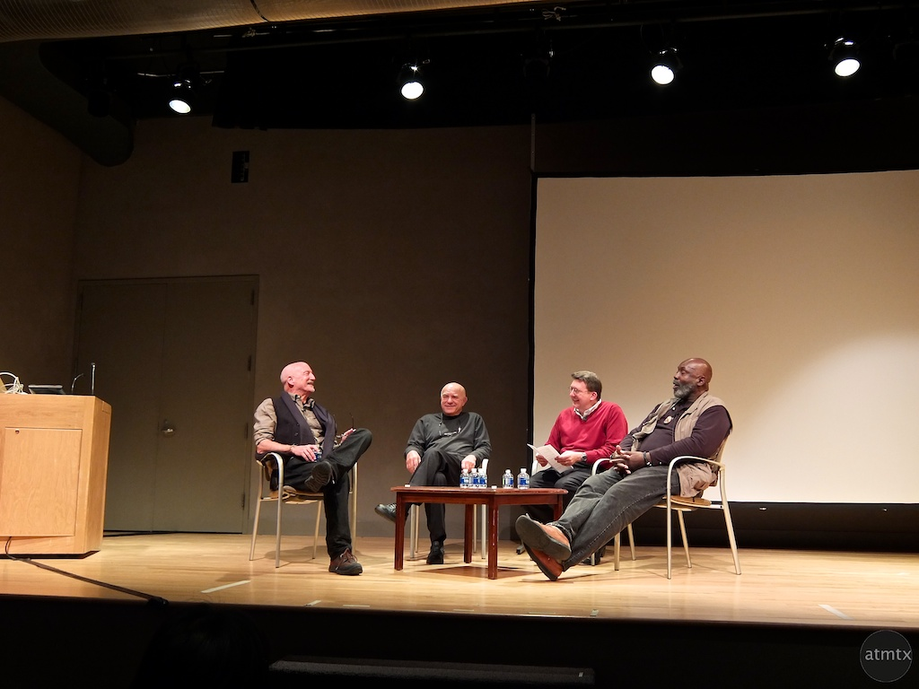 Three Magnum Photographers + Moderator - Austin, Texas