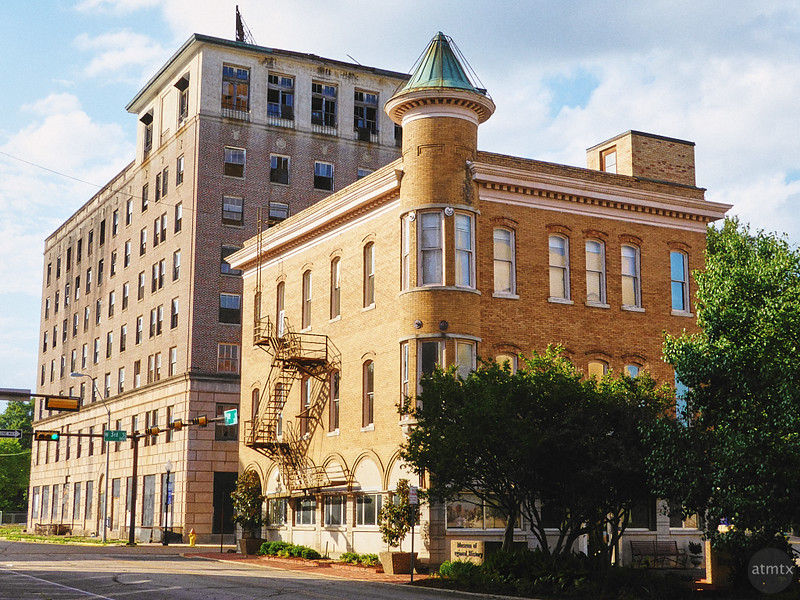 Magnificent Buildings - Texarkana, Texas