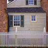 A mix of textures, Colonial Williamsburg - Williamsburg, Virginia