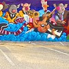 Central BBQ Mural - Memphis, Tennessee