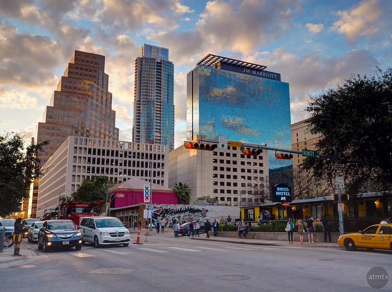 SXSW Sunset - Austin, Texas
