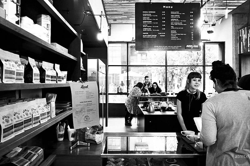 Local Coffee, Pearl District - San Antonio, Texas