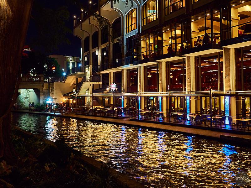 Golden River Walk - San Antonio, Texas