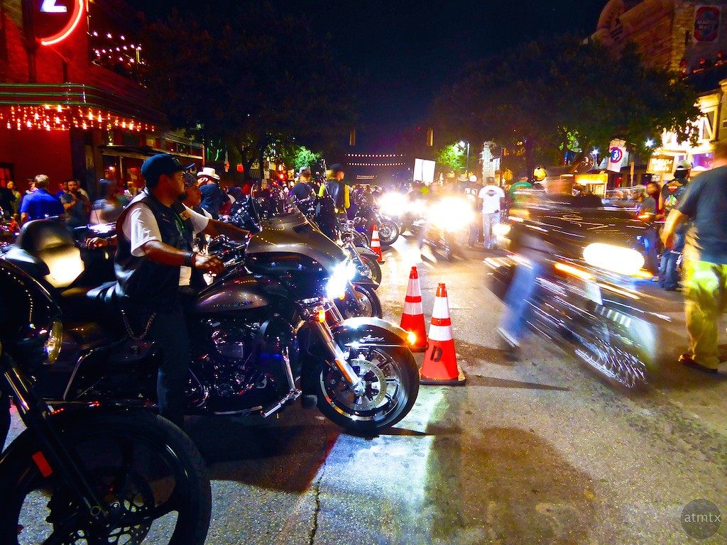 6th Street Blur, ROT Rally 2016 - Austin, Texas