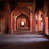 Nested Frames, Fatehpur Sikri - Agra, India
