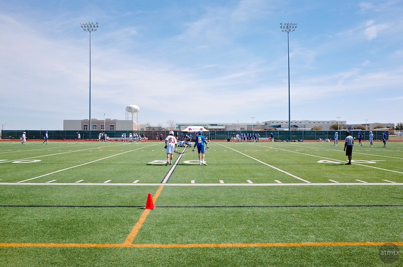 Lacrosse at the 50 - Round Rock, Texas