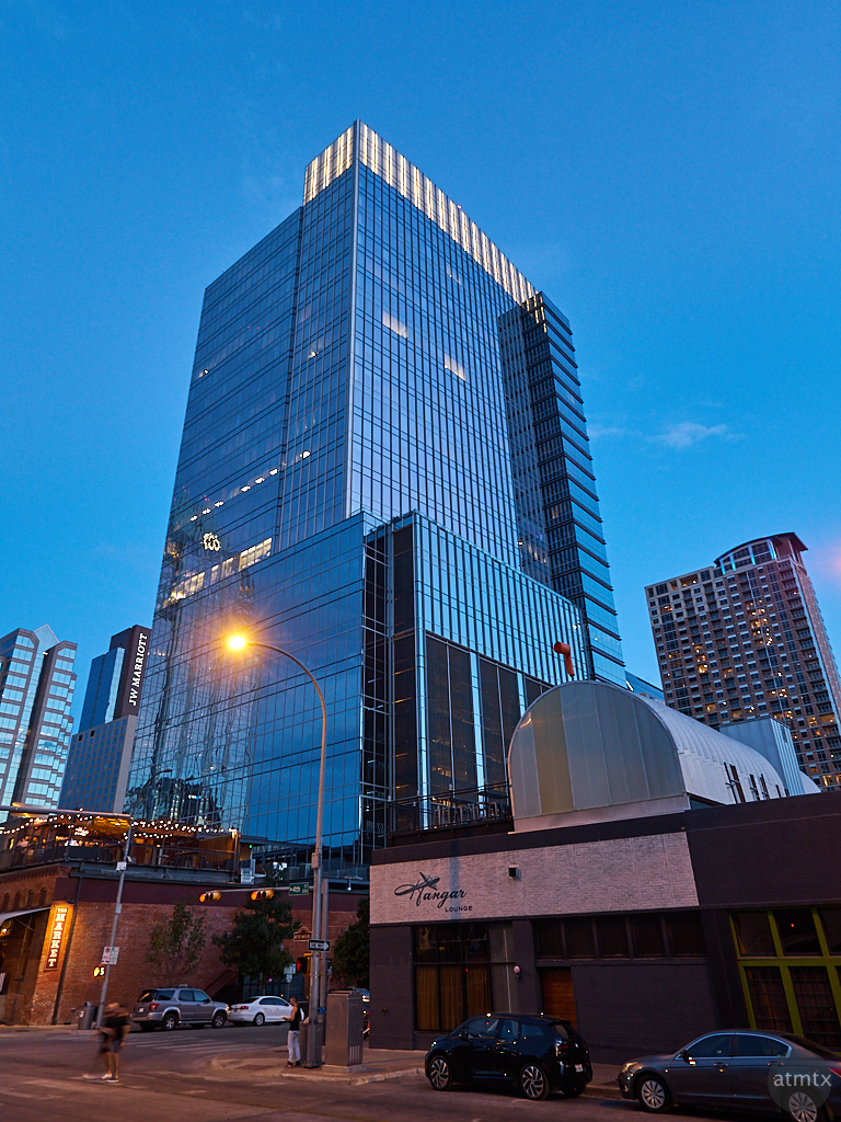 Colorado Tower - Austin, Texas