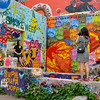 Observations at the graffiti wall #3 - Austin, Texas