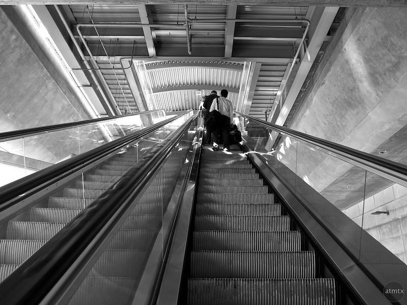 Ascent into the Underbelly, SFO - San Francisco, California