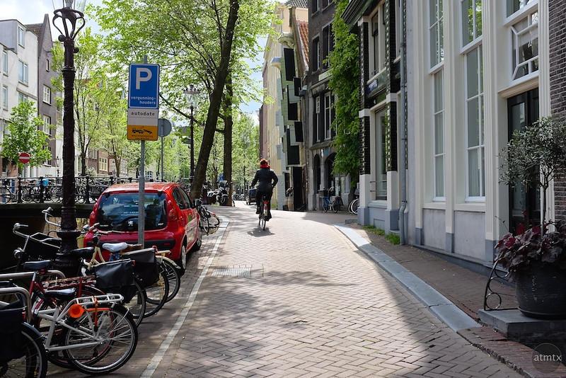 Quiet Street - Amsterdam, Netherlands