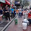 Street Drumming, SXSW 2016 - Austin, Texas