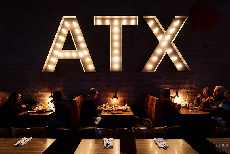 ATX, Cyclone Anaya's - Austin, Texas