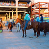 Cowboys Waiting, Rodeo Austin - Austin, Texas