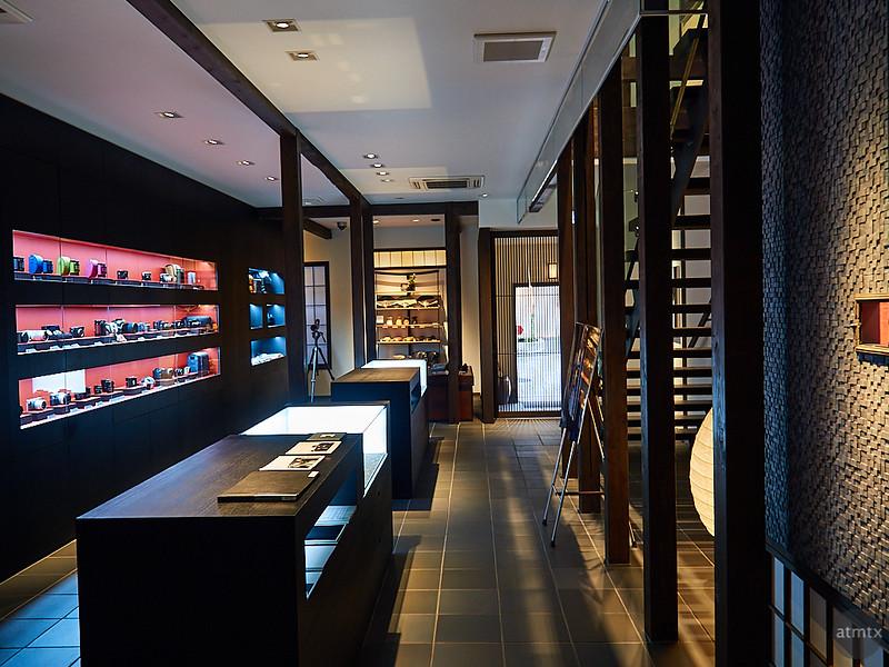 Leica Store Interior - Kyoto, Japan