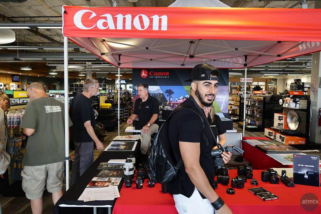 Canon Takeover, Precision Camera - Austin, Texas