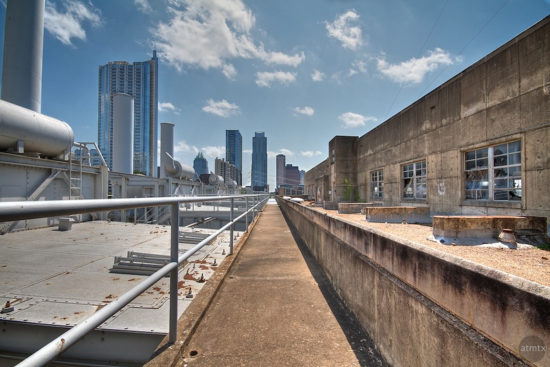 Seaholm Power Plant Roof - Austin, Texas