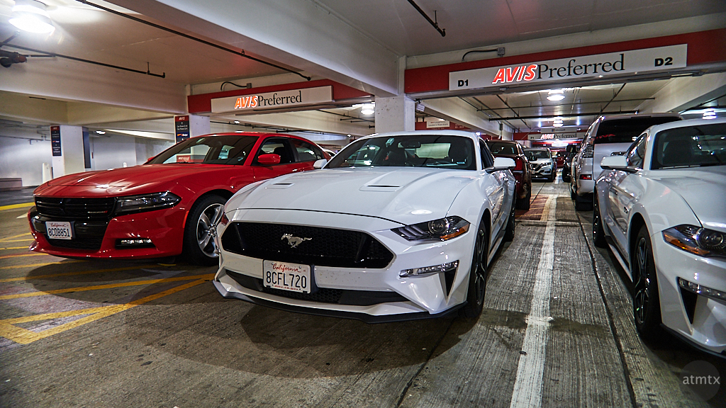 Ford Mustang GT Premium Fastback - San Francisco, California