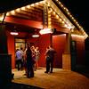 Bangers Entrance, Rainey Street - Austin, Texas