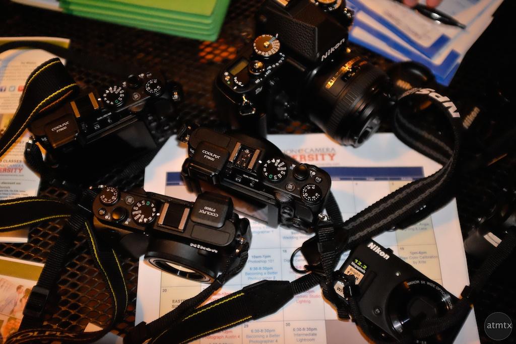 2014 Nikon Event, Drink and Click - Austin, Texas