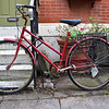 Red Bicycle, South Philadelphia - Philadelphia, Pennsylvania