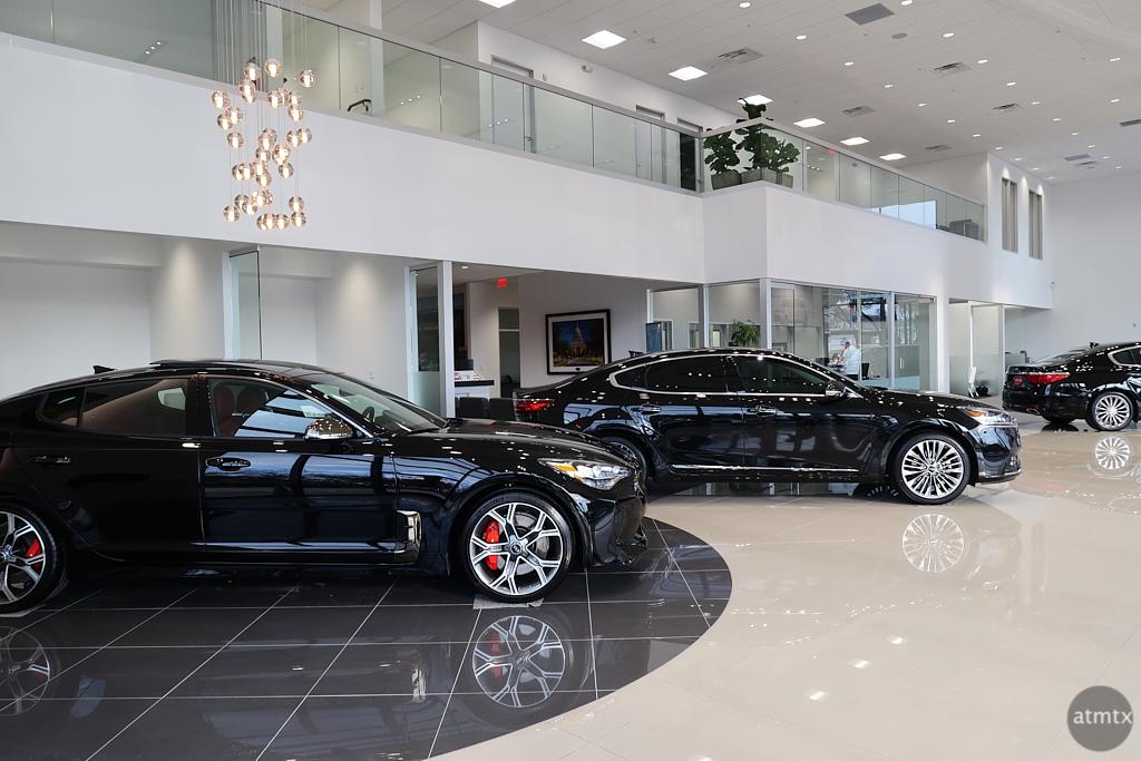 New Kia Dealership - Austin, Texas