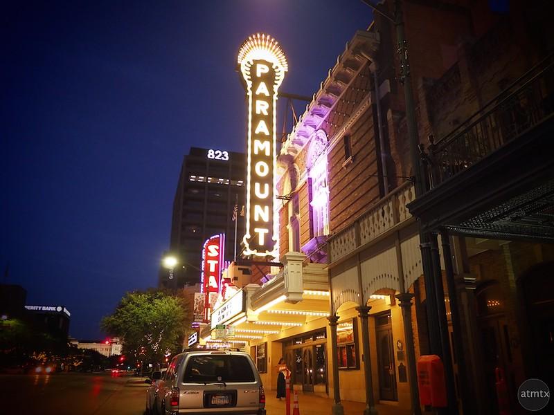 The New Paramount Blade - Austin, Texas