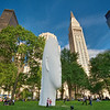 Echo by Jaume Plensa, Madison Square Park - New York, New York