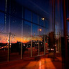 Transparent Layers, Downtown - Austin, Texas