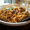 Spaghetti Bolognese  at The Grove - Austin, Texas