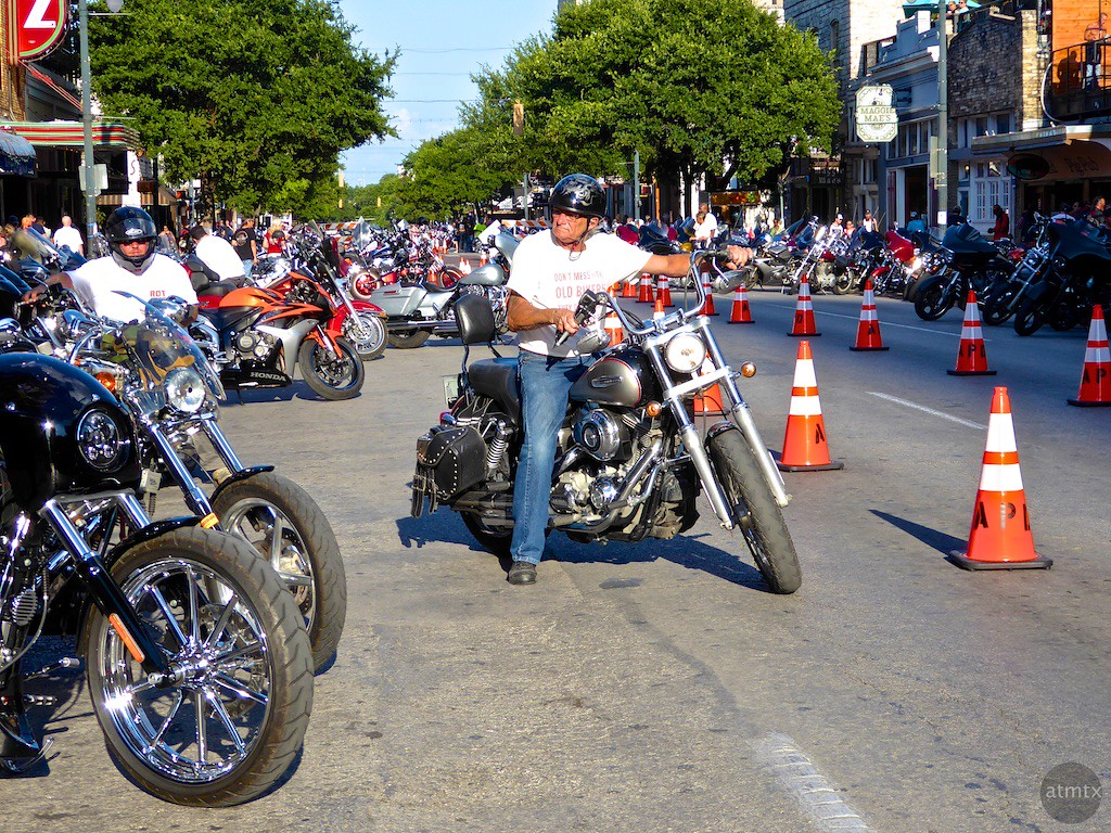 6th Street Bikers, ROT Rally 2016 - Austin, Texas