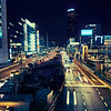 Highway Blur - Yokohama, Japan