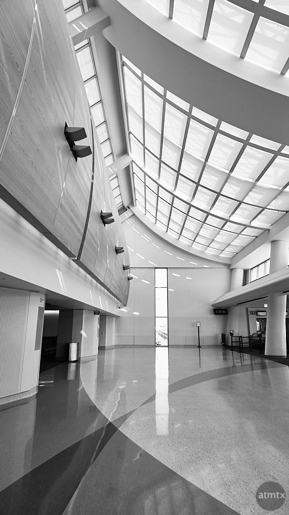 Curves, Mineta San Jose Airport - San Jose, California
