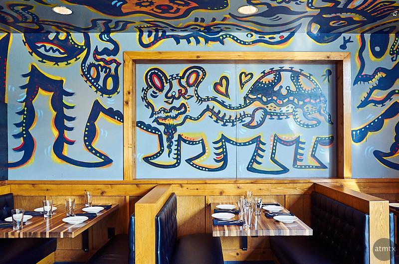 Thai Kun Artwork - Austin, Texas
