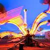 Blue Hour Blur, Rodeo Austin - Austin, Texas