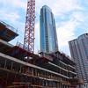 More Construction  Austin Fan Fest, Austin, Texas