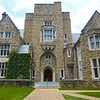 Palmer Hall, Rhodes College - Memphis, Tennessee