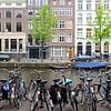 Biking Downtown - Amsterdam, Netherlands