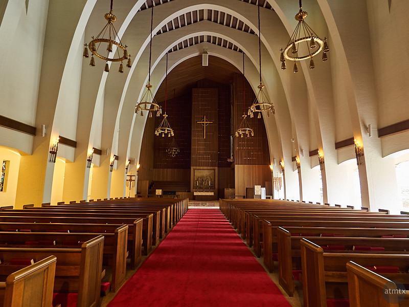 Parker Chapel, Trinity University - San Antonio, Texas