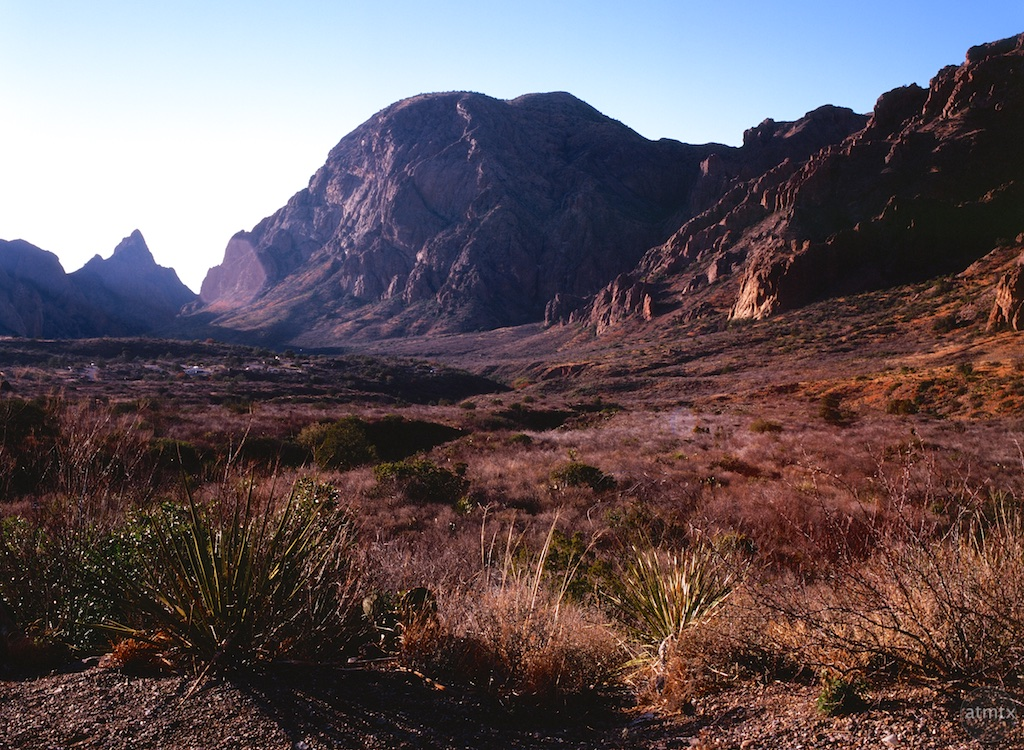 Chisos Basin - Big Bend National Park, Texas