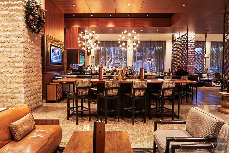 Bar, JW Marriott - Austin, Texas