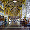 Terminal B and C Concourse, Reagan Washington National Airport - Washington DC