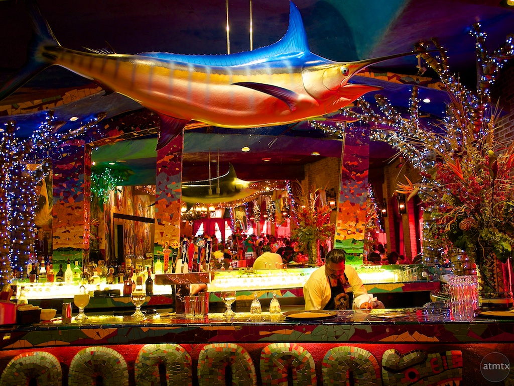 Colorful Bar, Mi Tierra - San Antonio, Texas