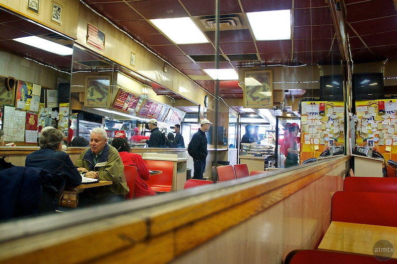 Barone Pizza - Flushing, New York