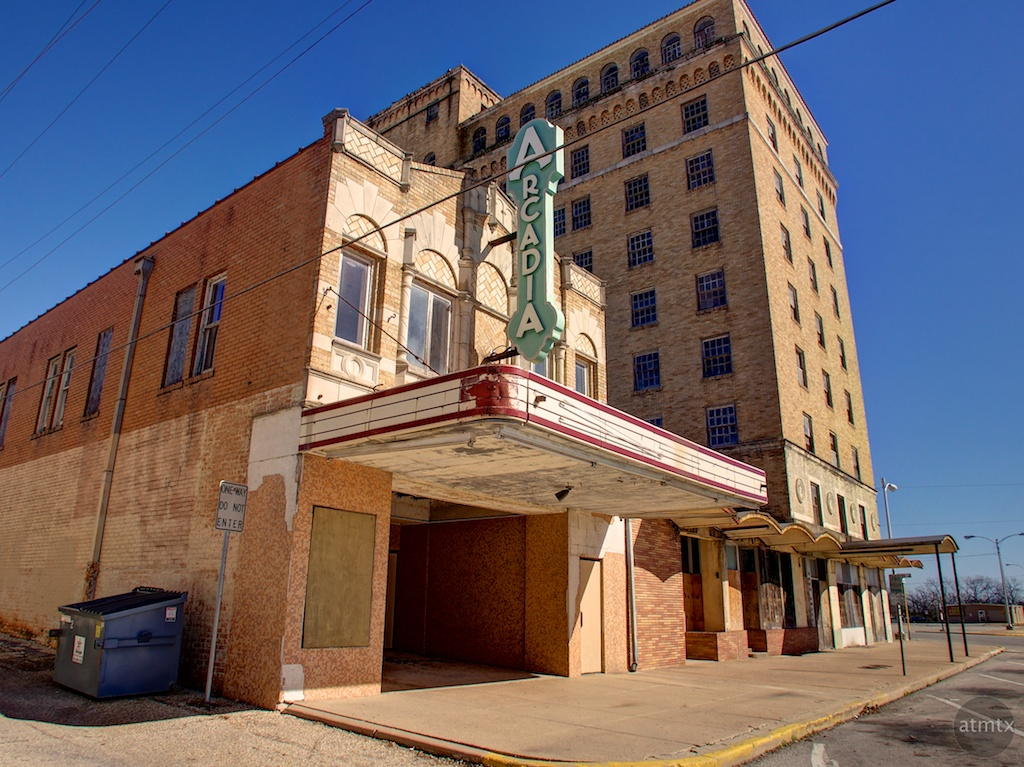 Arcadia Theater - Temple, Texas