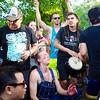 Drum Circle #3, Eeyore's Birthday Party 2015 - Austin, Texas