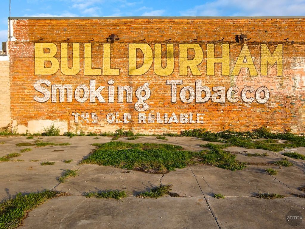 Bull Durham - Giddings, Texas
