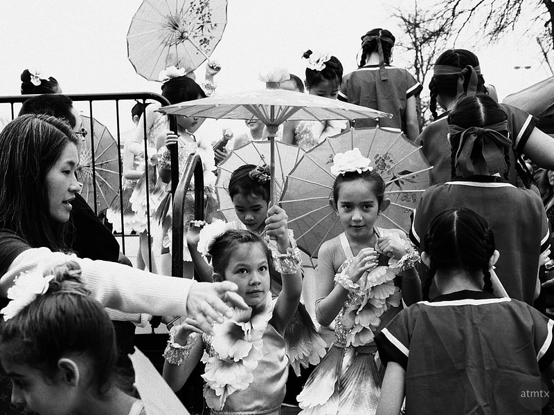 Behind the Scenes, 2017 Chinese New Year - Austin, Texas