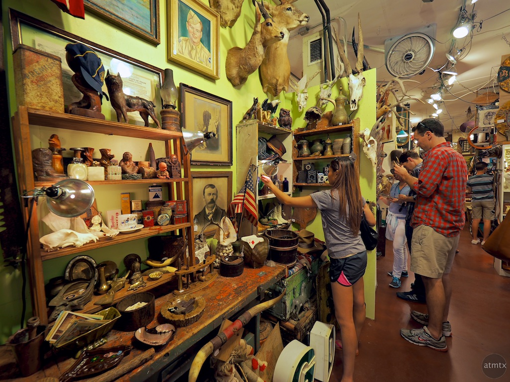 Antique store #7 - Austin, Texas