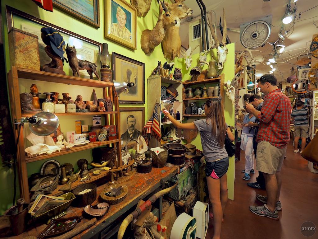 Antique store #7 - Austin, Texas