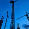 Construction and Cranes - Austin, Texas